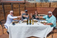 Cooking on the American Riviera