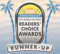 Carr Winery Places in Santa Barbara News-Press Readers' Choice Awards