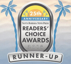 Carr Winery Places in Santa Barbara News-Press Readers' Choice Awards